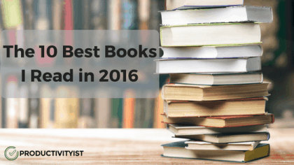 The 10 Best Books I Read In 2016