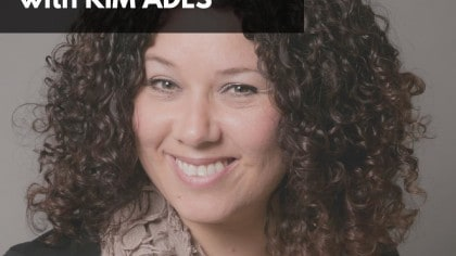 The Productivityist Podcast: Kim Ades