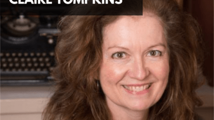 The Productivityist Podcast: Claire Tompkins