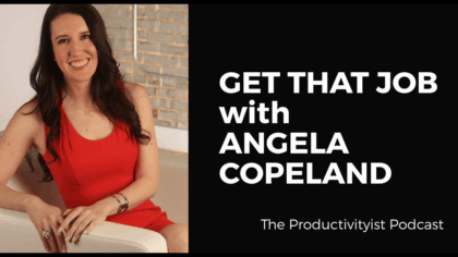 Get That Job with Angela Copeland