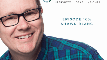 Finding Focus with Shawn Blanc