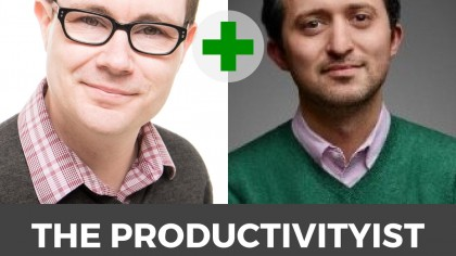 The Productivityist Podcast 52: Everything Evernote with Andrew Sinkov