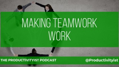 The Productivityist Podcast 53: Making Teamwork Work with Sebastian Klein of Blinkist