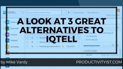 A Look At 3 Great Alternatives To IQTell