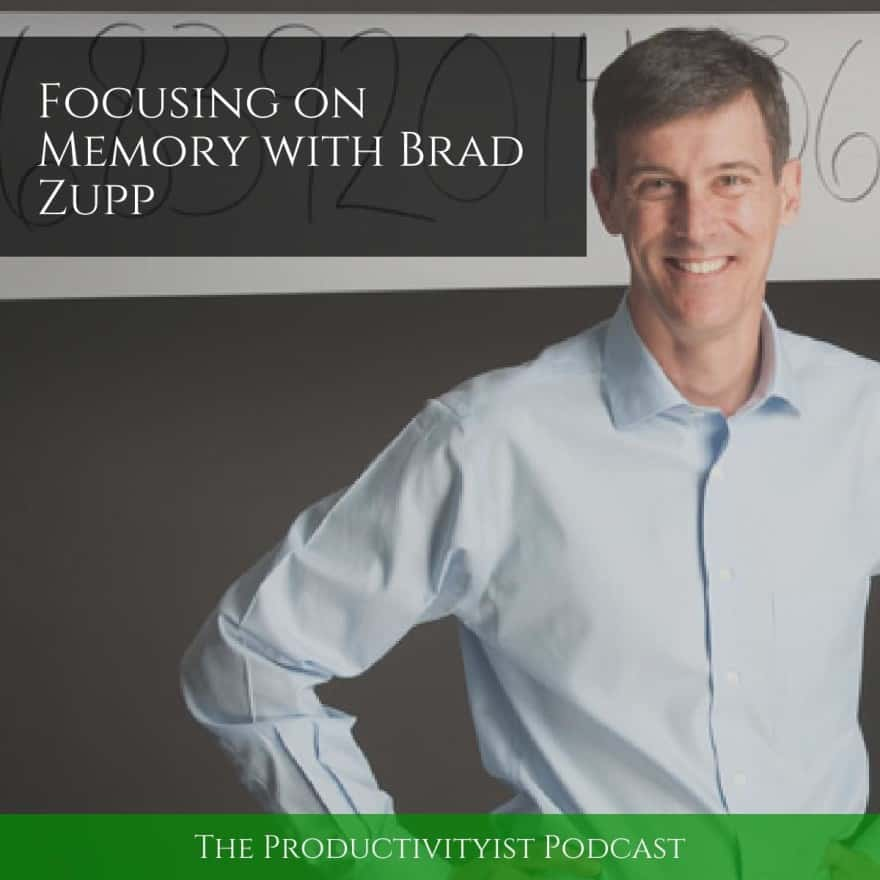 Focus on Memory- Brad Zupp