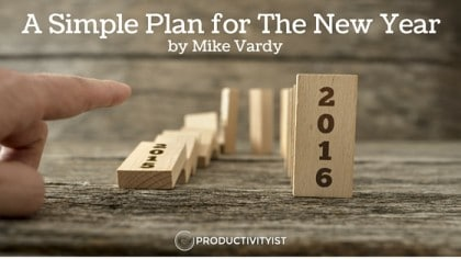 A New Year Plan for Busy People