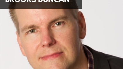 The Productivityist Podcast: Brooks Duncan