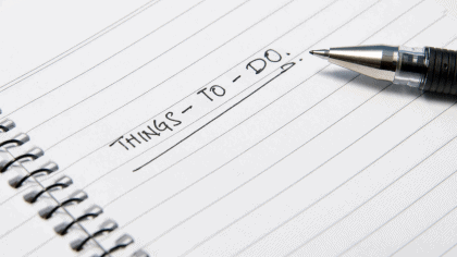The Productivityist Podcast: Everything Is A To Do