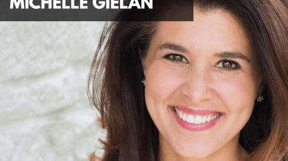 The Productivityist Podcast: Broadcasting Happiness with Michelle Gielan