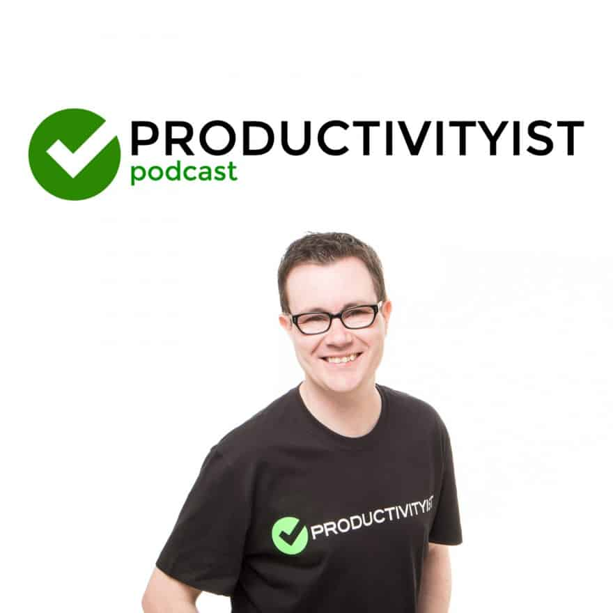 Productivityist Podcast Logo 2014 iTunes V3
