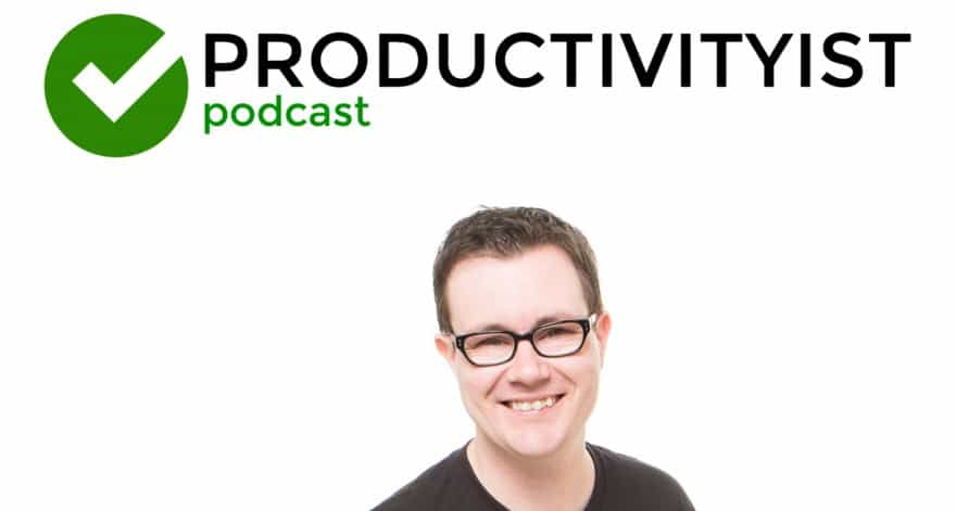 Productivityist Podcast Logo- Blog Post Image