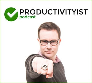 Productivityist-Podcast-banner