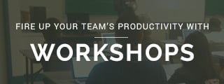 Productivityist Workshops