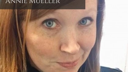 The Productivityist Podcast 78: Annie Mueller