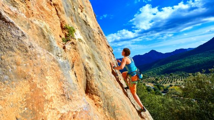 The Climb: Why I'm Going Beyond Productivity