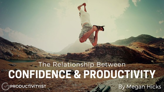 The Relationship Between Confidence and Productivity