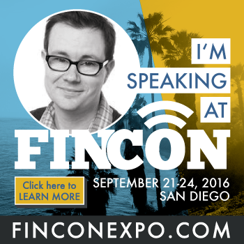 Mike Vardy - FinCon 2016