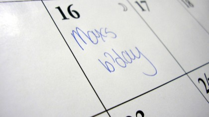 3 Things You Should Put On Your Calendar