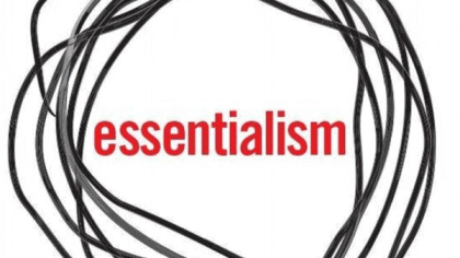 Book Review: Essentialism