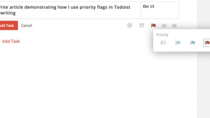 How I Use Priority Levels in Todoist