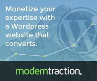 Modern Traction Wordpress Websites that Convert