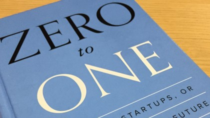 Book Review: Zero to One
